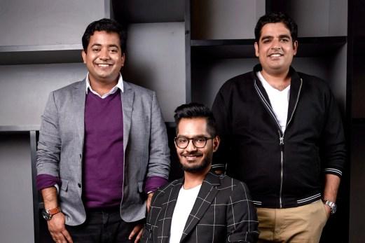 Gaurav Munjal, Roman Saini, Hemesh Singh