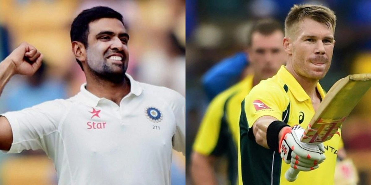 R Ashwin Trolls David Warner After India Bans 59 Chinese