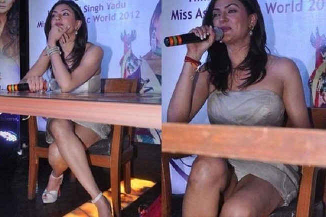 Oops! 10 Bollywood actresses who suffered embarrassing wardrobe malfunctions