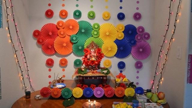 Ganesh Chaturthi 2017 5 Decoration Ideas For The