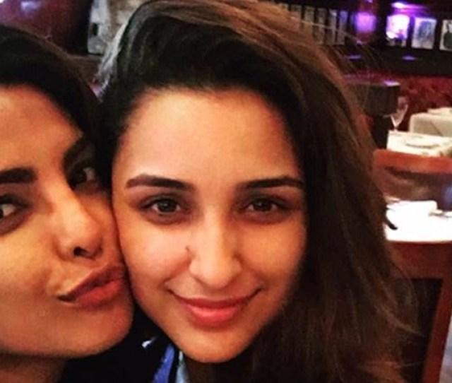 Love Hate Relationship Between Priyanka Chopras Cousins Parineeti And Mannara