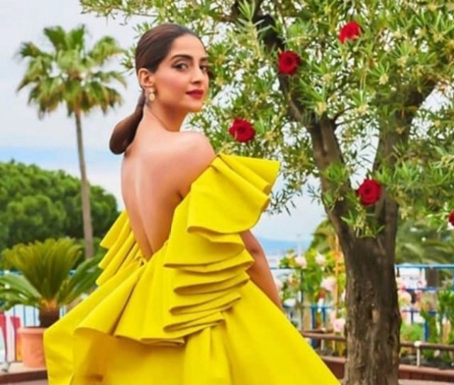 Over The Years The Cannes Film Festival Has Been A Place Of Blending Cinema And Fashion Sonam Kapoor This Past Weekend Reached The French Rivera To