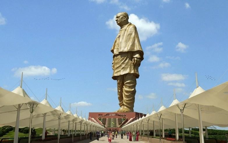 Statue Of Unity: PM Modi To Inaugurate Sardar Patel Memorial On The Narmada On 31 October