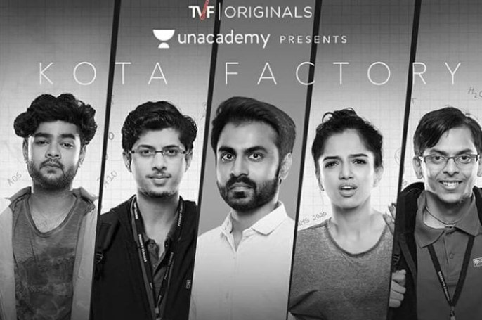 TVF's best Indian web series Kota Factory