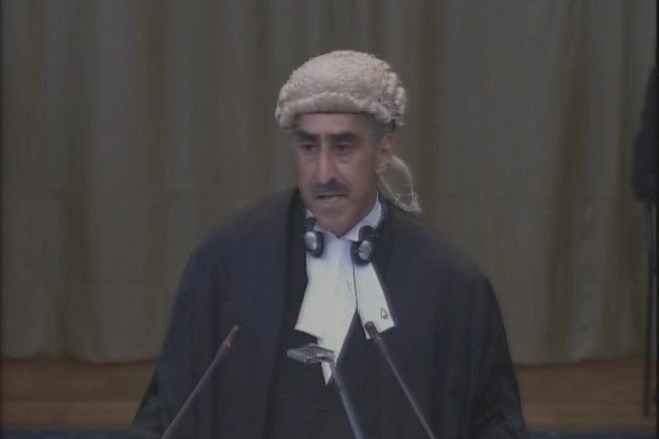 There Is Lack Of Evidence Pakistans Icj Lawyer Says It