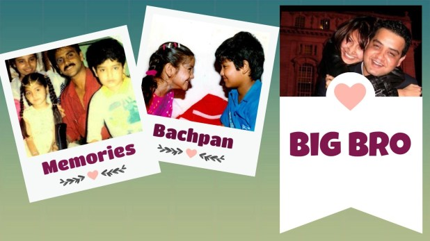 Anushka with her big brother (Photo: Facebook/Anushka Sharma) (Photo: Facebook/Karnesh Sharma)