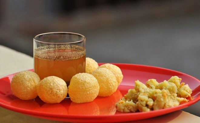 """The pani puri with black grape juice was turned into a trend thanks to Sanjeev Kapoor's genius. (Photo Courtesy: <a href=""""https://pixabay.com/en/photos/nutrients/"""">pixabay.com</a>)"""