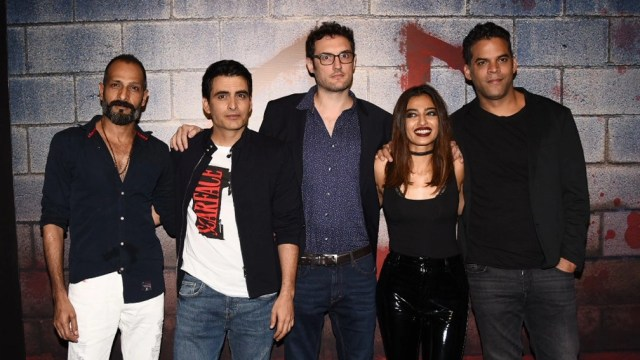 Image result for ghoul netflix screening team