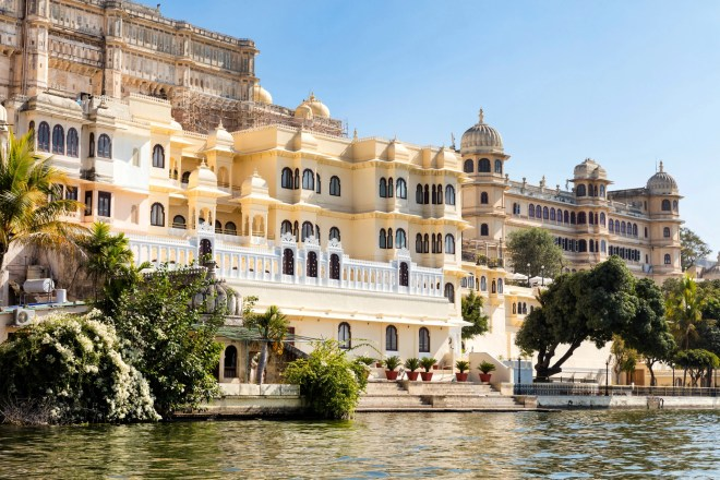 Udaipur is a treat in the monsoons.