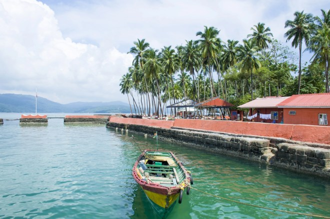 If a water vacation is what you're looking for, then head to the Andaman and Nicobar Islands.