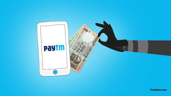 Paytm Wallet Money Safe - Quint