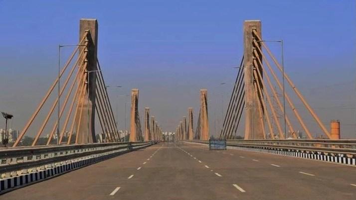 PM Modi to Inaugurate Indias Longest Cable Bridge in Gujarat  The Quint