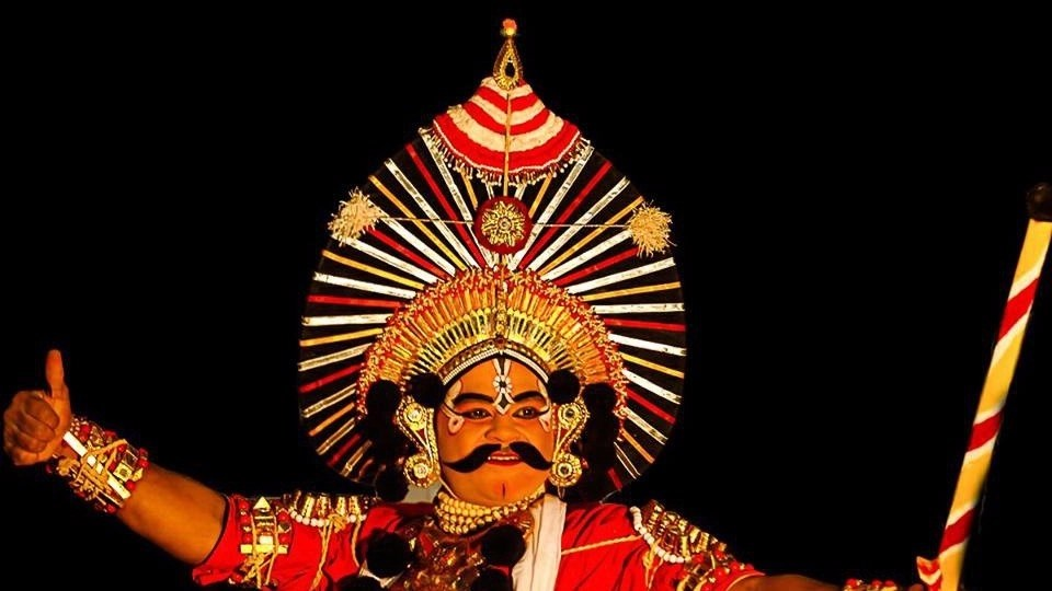 Behind Yakshagana the Artists Struggle With High Vocal Stress  The Quint