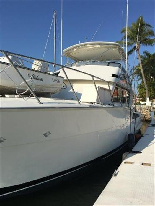 54ft 1994 Hatteras 54 Convertible HATTERAS Buy And