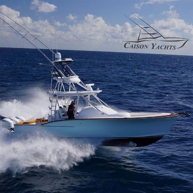 38 Caison CAISON YACHTS Buy And Sell Boats Atlantic