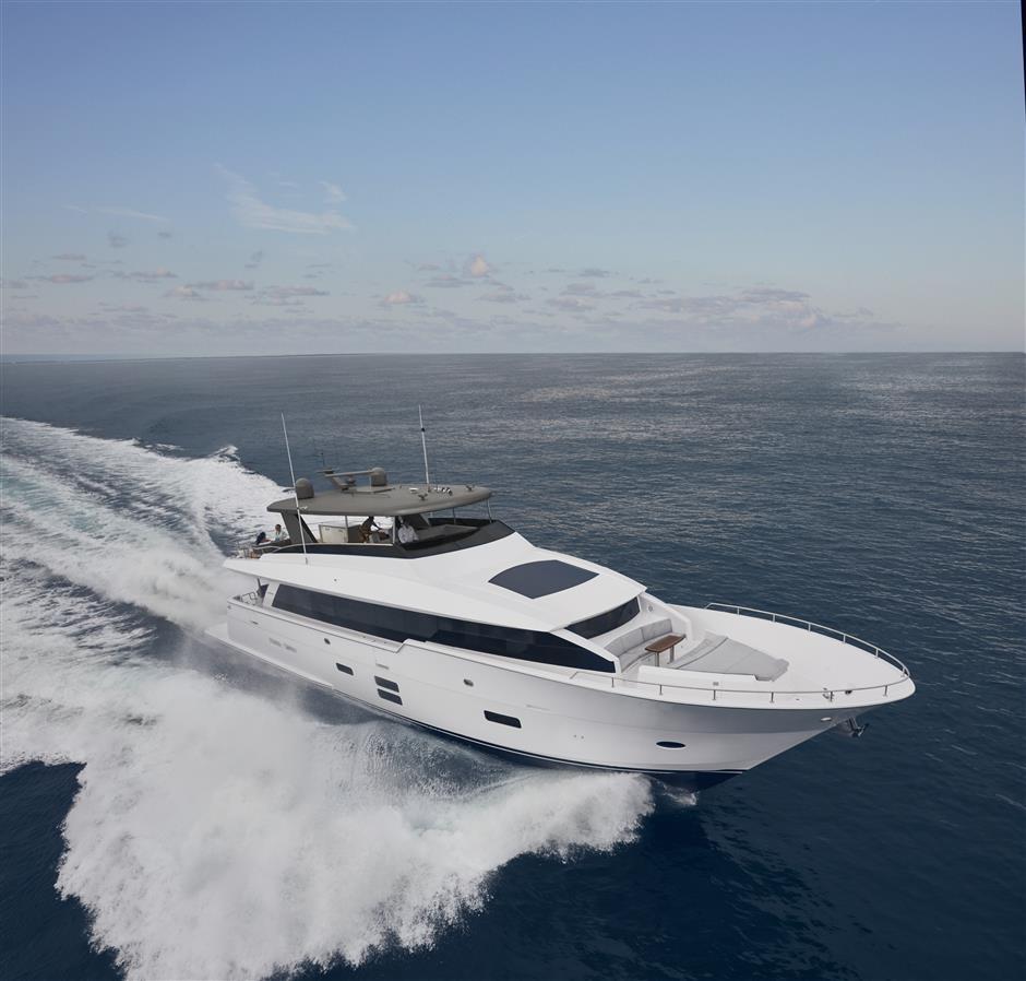 hight resolution of buy a m90 panacera hatteras m90 panacera at atlantic yacht and ship