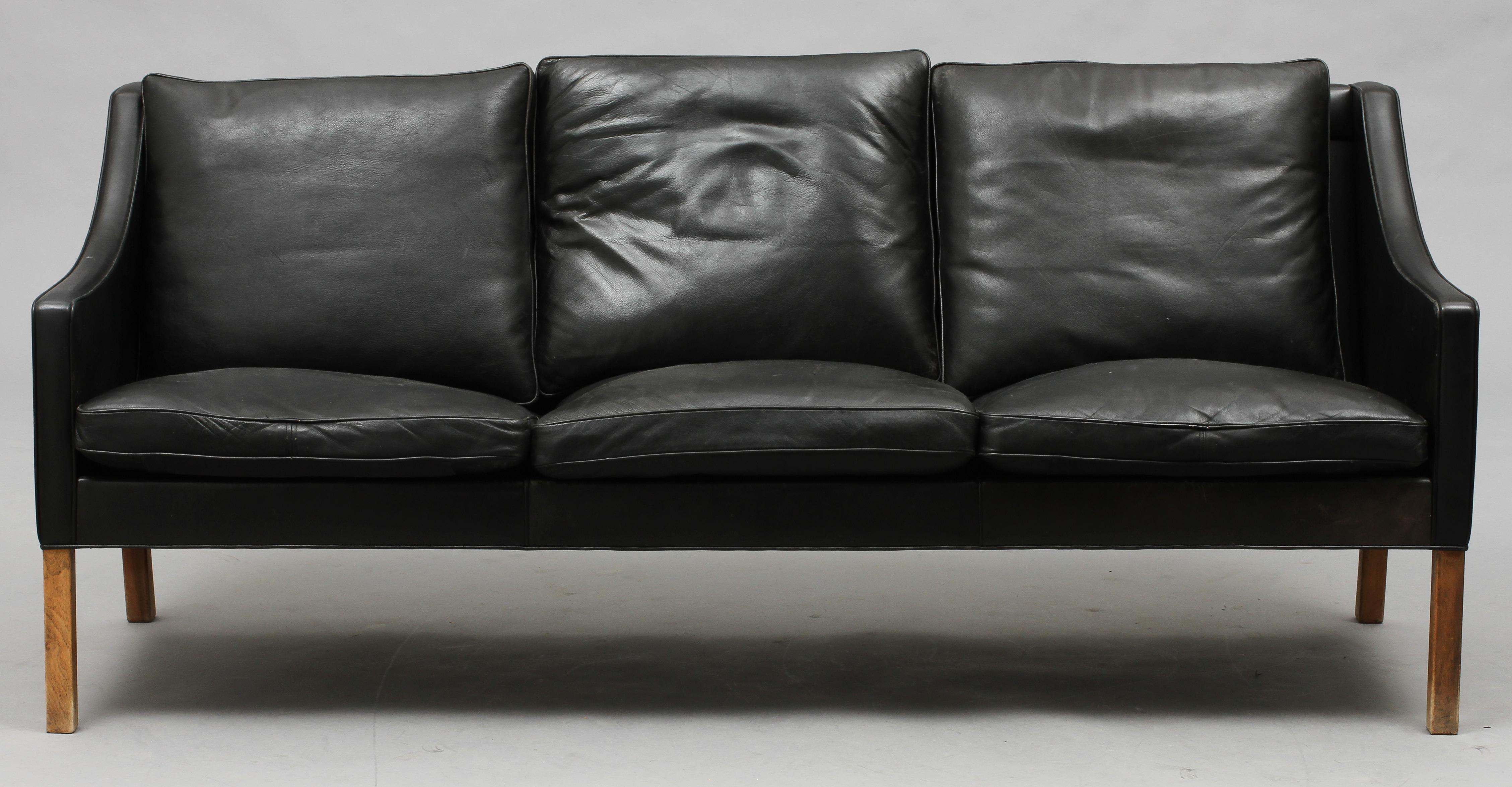 borge mogensen sofa model 2209 art deco sofas on gumtree soffa samt fatolj fredericia stolefabrik danmark furniture seatings auctionet
