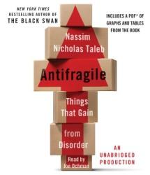 Antifragile audiobook by Nassim Nicholas Taleb
