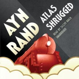 Atlas Shrugged audio book by Ayn Rand