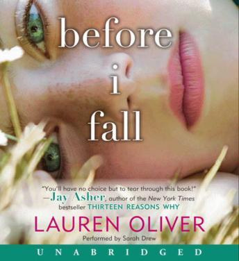 Before I Fall audio book by Lauren Oliver