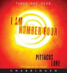 I Am Number Four audio book by Pittacus Lore
