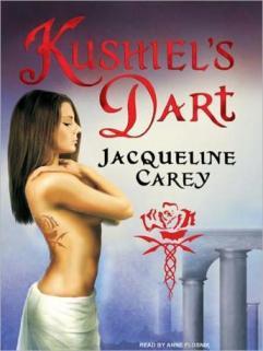 Kushiel's Dart audio book by Jacqueline Carey