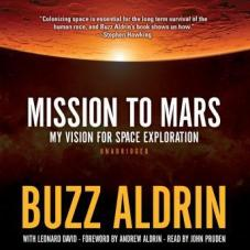 Mission to Mars audio book by Buzz Aldrin