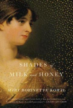 Shades of Milk and Honey audio book by Mary Robinette Koawl