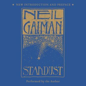 Stardust audio book by Neil Gaiman