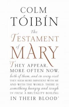 The Testament of Mary audio book by Colm Toibin