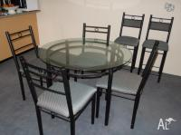 Dining Table: Melbourne Dining Table Chairs