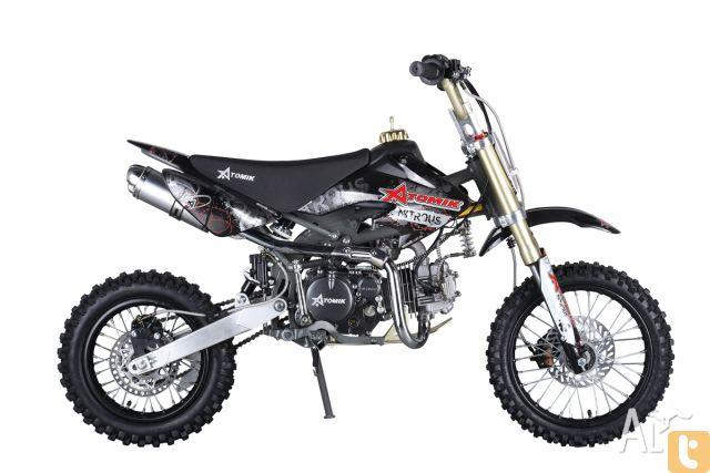 Dirt Bike 150cc Nitrous150M BY ATOMIK 150cc Adult dirt