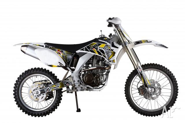 Dirt Bike 250cc BlitzXR250M Yellow By Atomik for Sale in