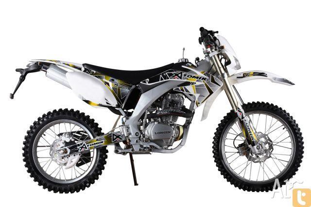Dirt Bike 250cc KudaPro By ATOMIK 250cc Adult dirt bikes