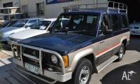 HOLDEN JACKAROO LS (4x4) 1986 for Sale in CLONTARF