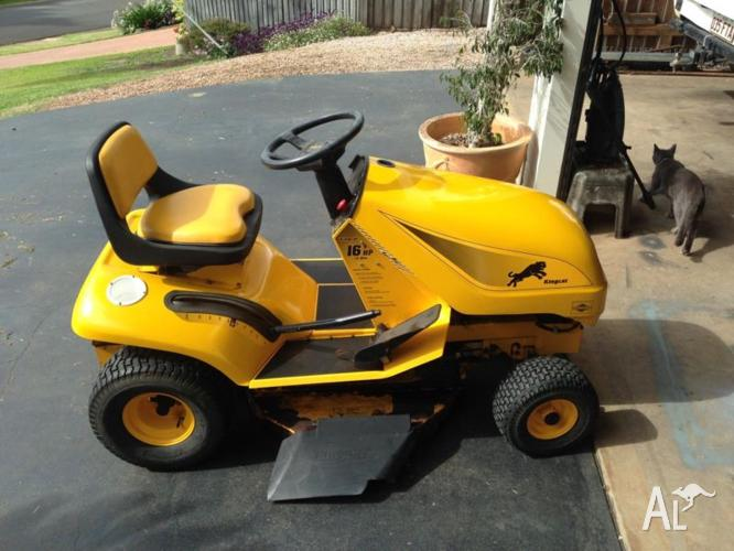 King Cat Rideon Mower 165 Hp For Sale In Atherton