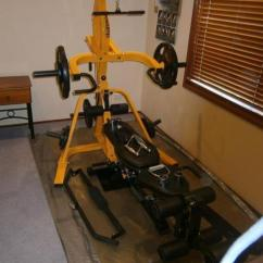 Chair Gym Exercise Manual Lazyboy Accessories Powertec Workbench: Wb-ls10-s For Sale In Chifley, New South Wales Classified | Australialisted.com