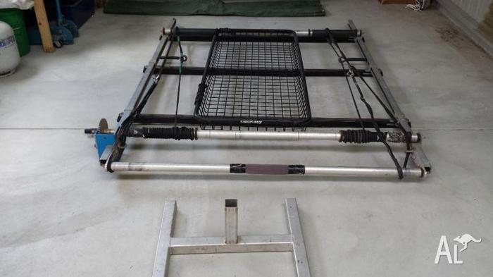 Rhino Rack boat loader for Sale in BROOKLYN PARK, South