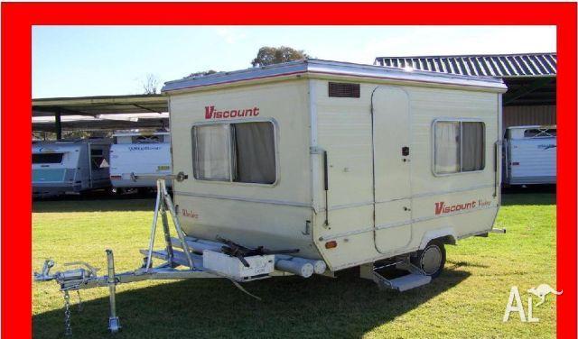 Viscount Caravan Wiring Diagram S N 1322 Viscount Wanderer For Sale In Cowra New South