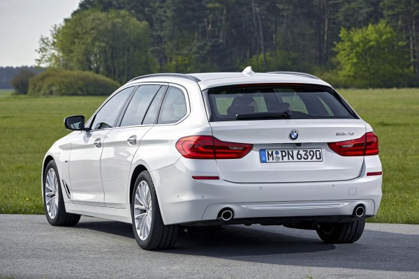Bmw 520d Touring 2017 Auto55. Tests