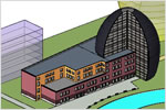 Revit Architecture software features the Revit Building Maker.