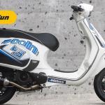 Perhatikan Dampak Buruk Ganti Knalpot Racing Pada Vespa Sprint Tanpa Setting Ulang Ecu Autofun