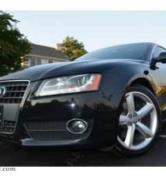 2010 a5 2 0t quattro coupe brilliant black cinnamon brown photo 20 [ 1024 x 768 Pixel ]