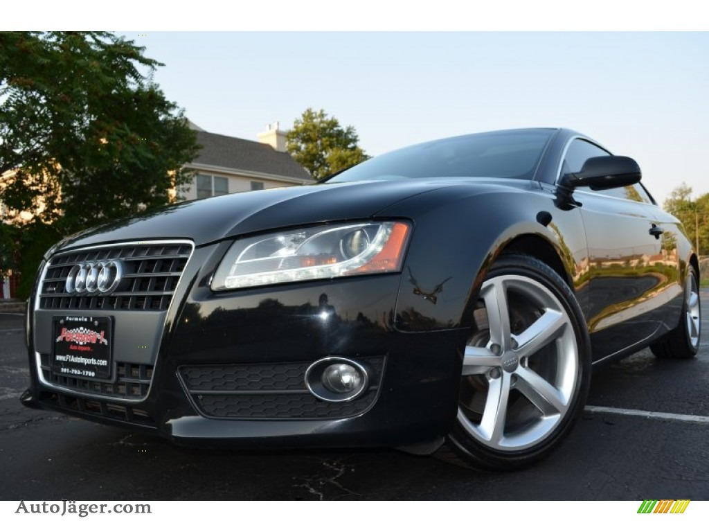 hight resolution of 2010 a5 2 0t quattro coupe brilliant black cinnamon brown photo 20