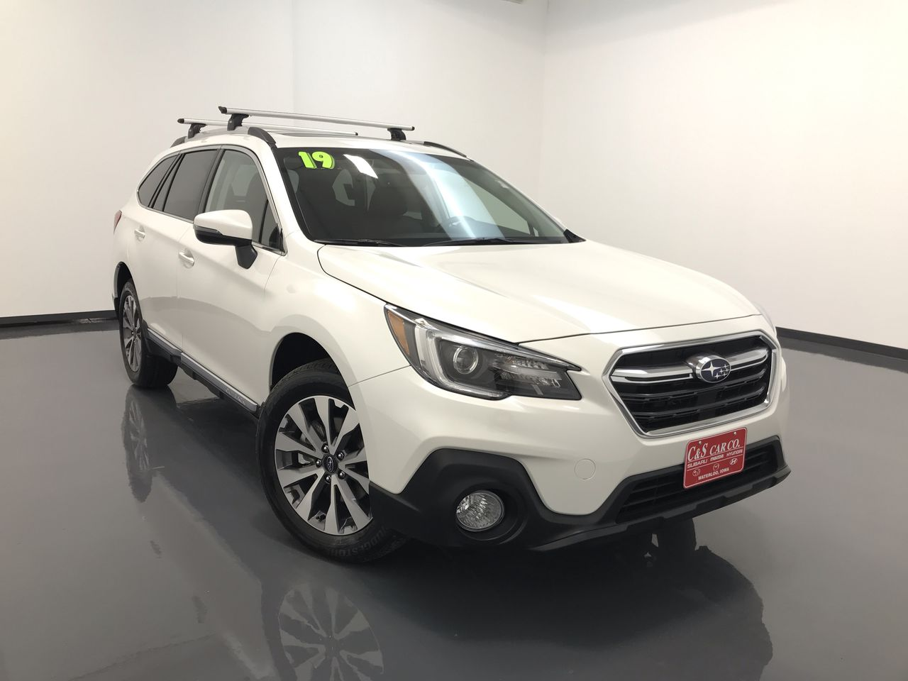 2019 Subaru Outback 3 6r Touring W Eyesight Stock