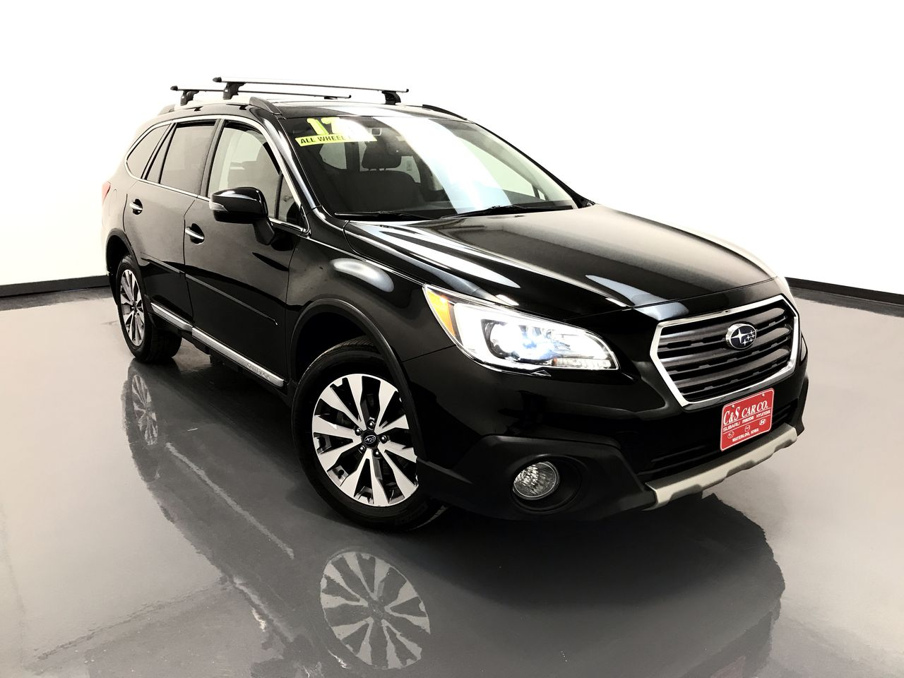 2017 Subaru Outback 3 6r Touring W Eyesight Stock