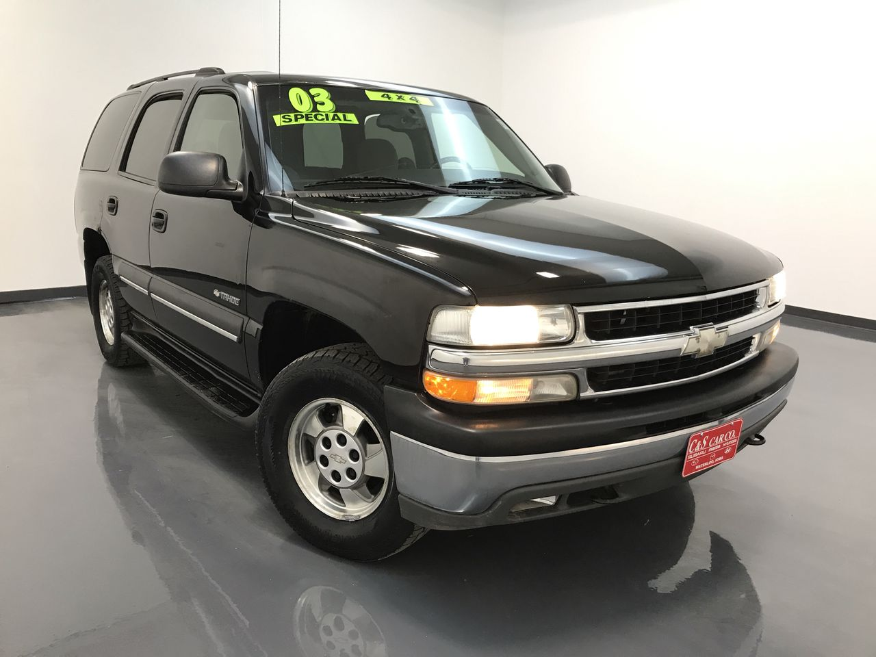 hight resolution of 2003 chevrolet tahoe c s car company