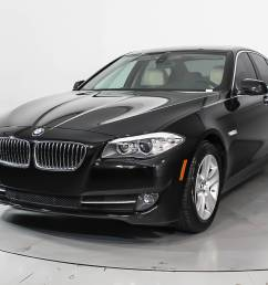 used 2011 bmw 5 series 528i sedan for sale in miami fl 101026 florida fine cars [ 1696 x 1280 Pixel ]