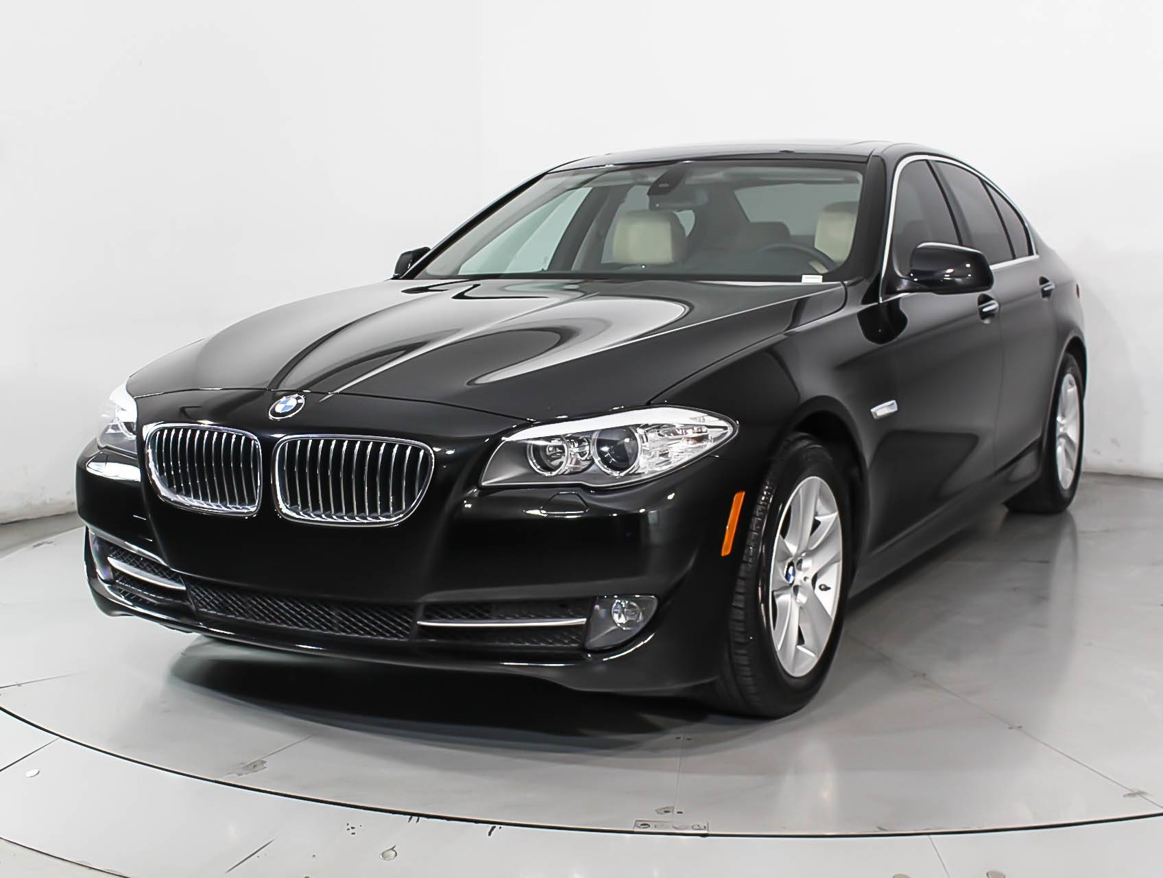 hight resolution of used 2011 bmw 5 series 528i sedan for sale in miami fl 101026 florida fine cars