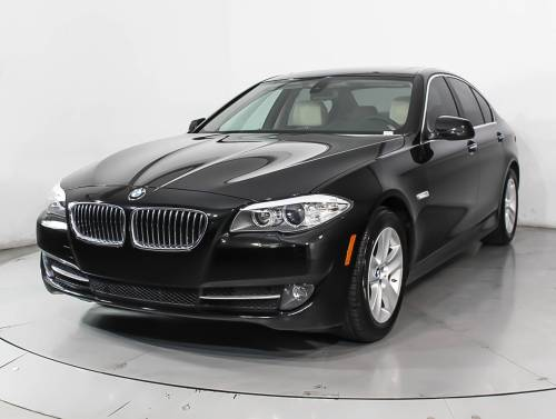 small resolution of used 2011 bmw 5 series 528i sedan for sale in miami fl 101026 florida fine cars
